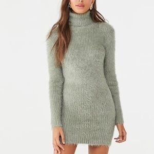 Forever 21 Turtleneck Dress
